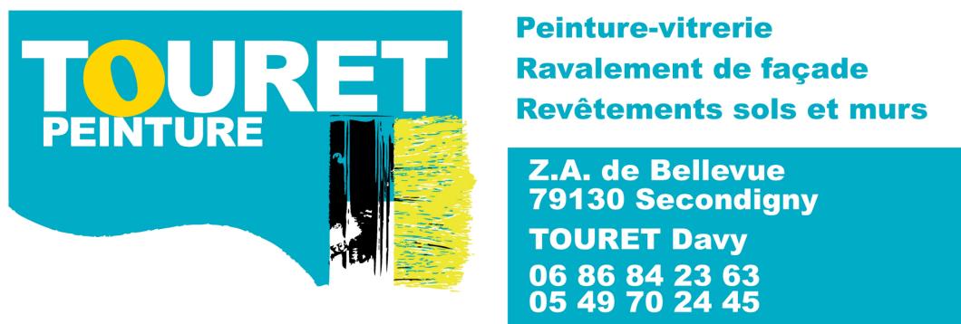 Touret Peinture Z A Bellevue 79130 Secondigny 06 86 84 23 63